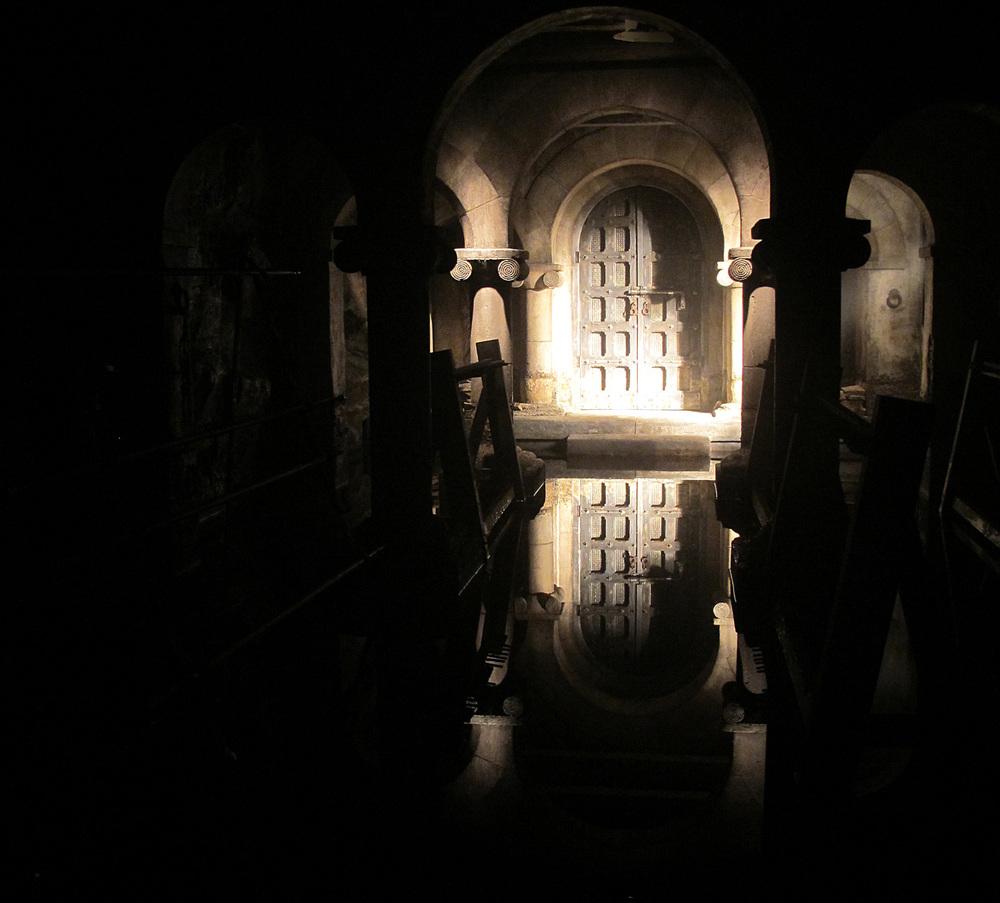 Monastery - armory