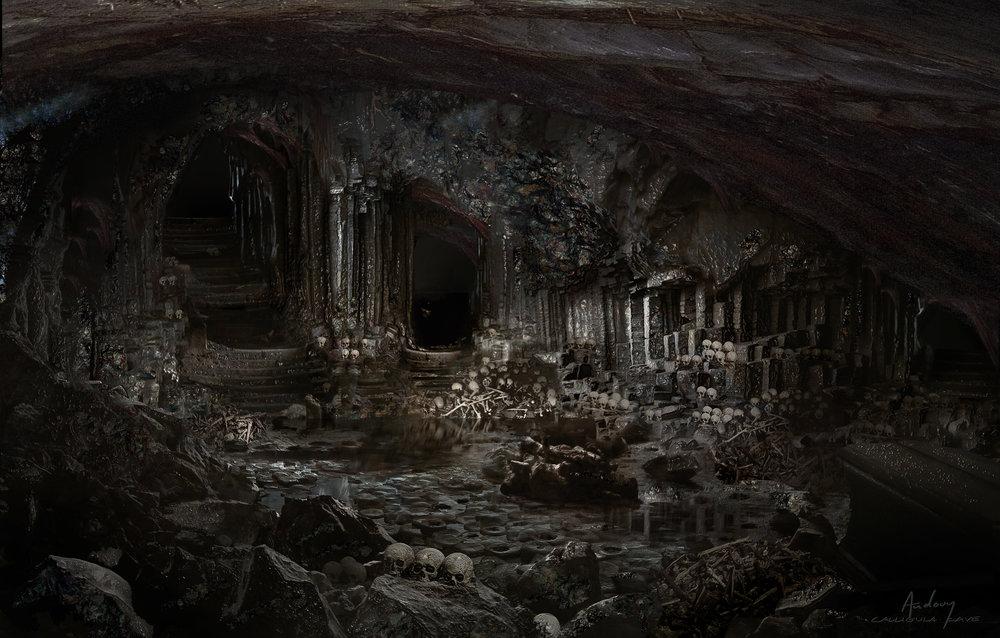 Calligula's cave