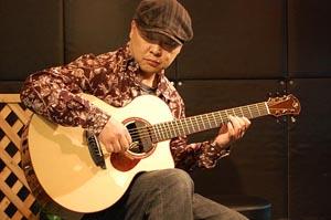 Guitarist/Composer Masaaki Kishibe