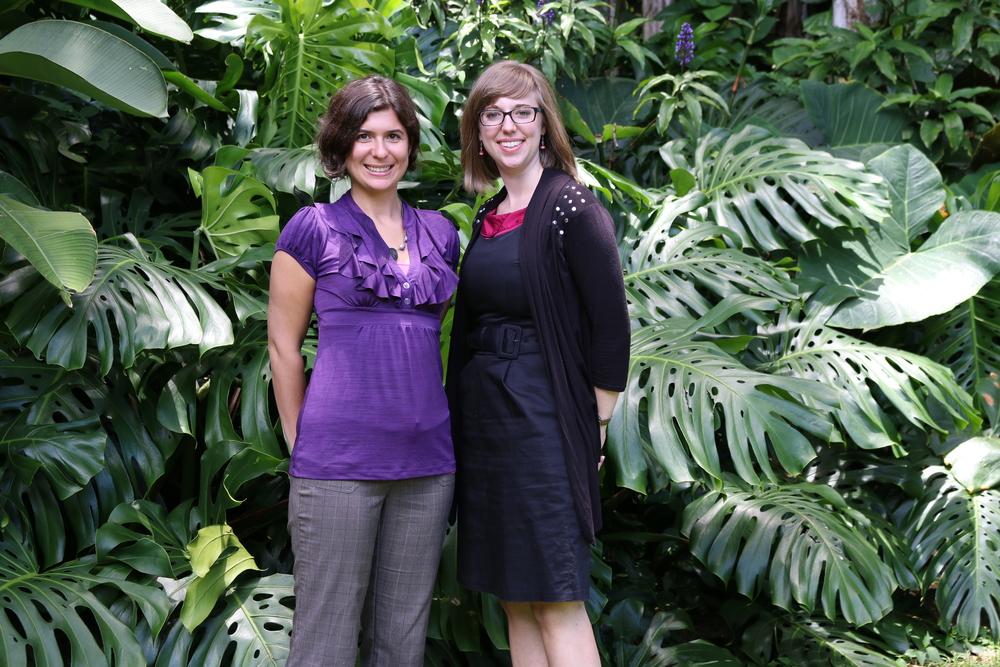 Colette Charvet & Dr. Sarah Simons