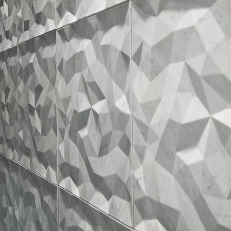 Nuance tiles by Raffaelo Galiotto