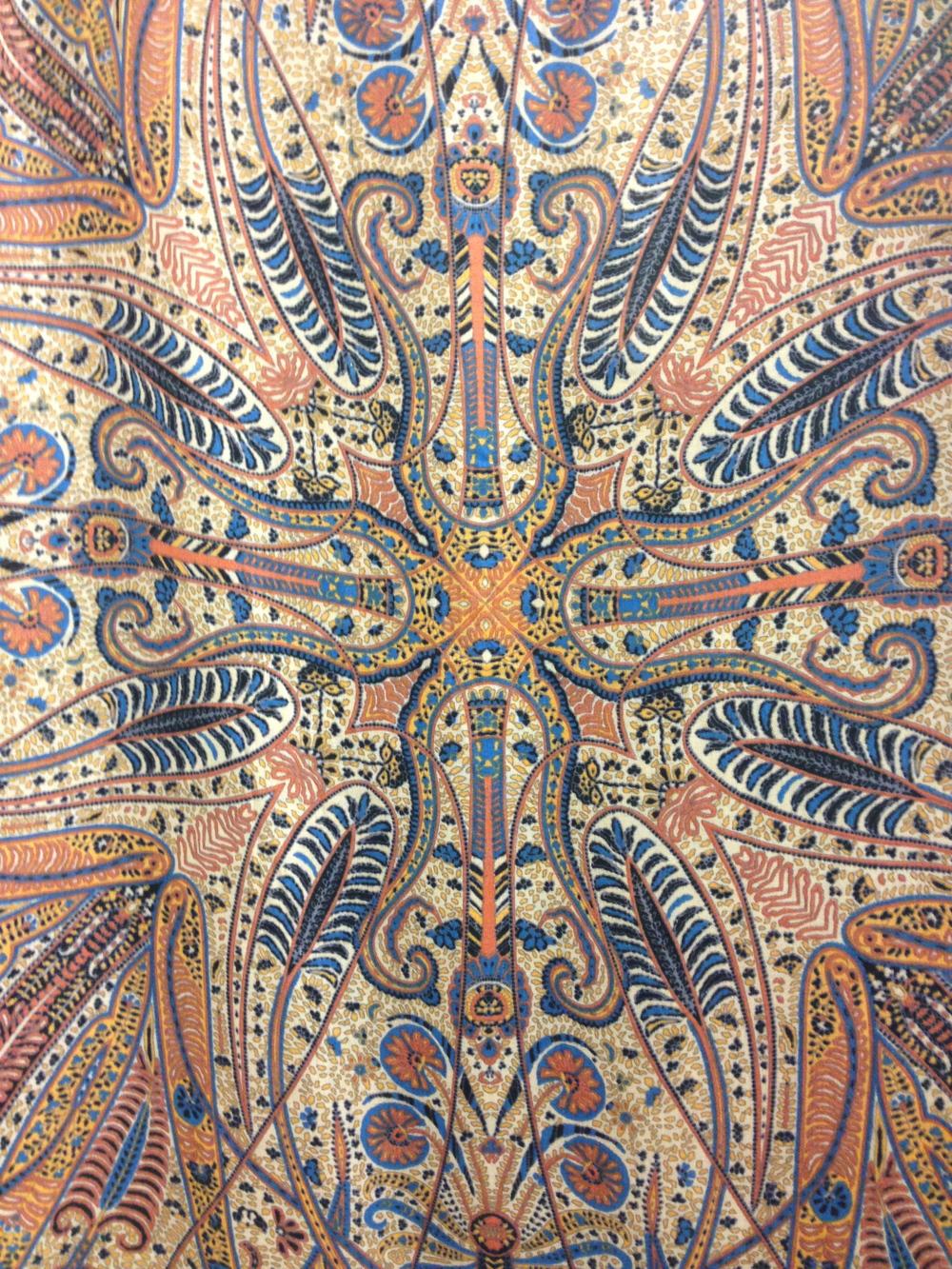 Stunning paisley print