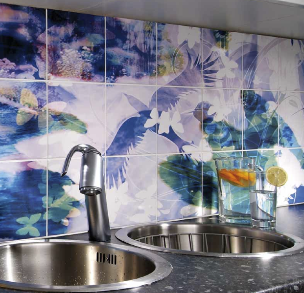 Jonhson Tiles- digitally printed