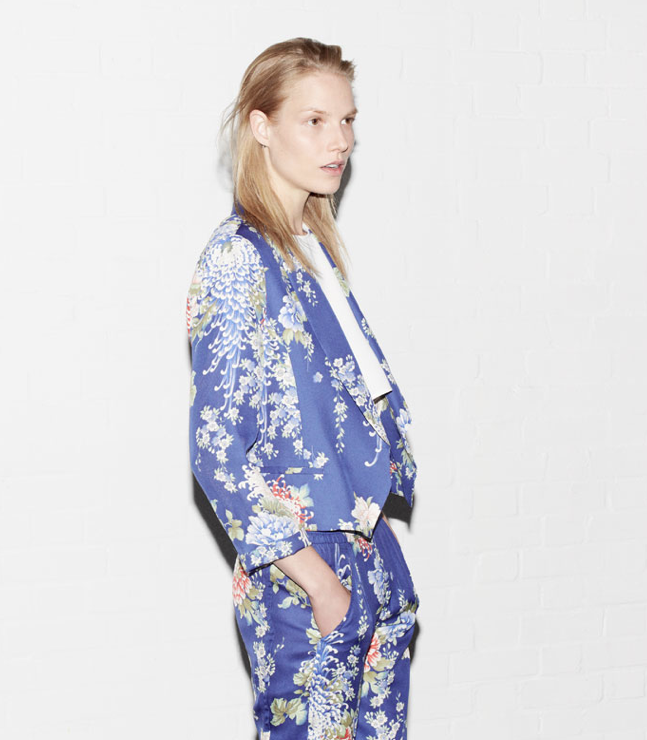 Zara for spring/summer 2013