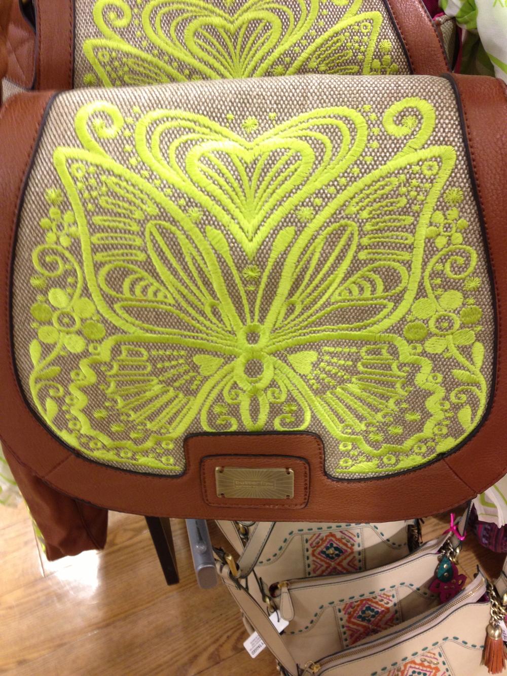 Matthew Williamson Butterfly bag