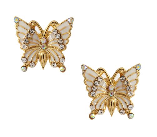 Talullah butterfly earings