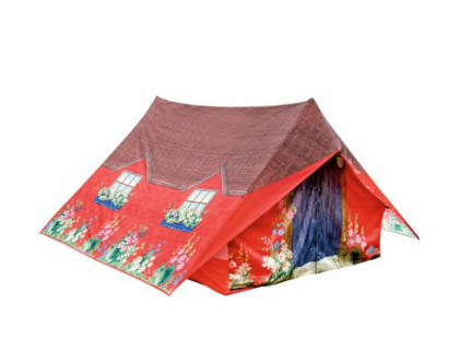 country cottage tent Cath Kidston