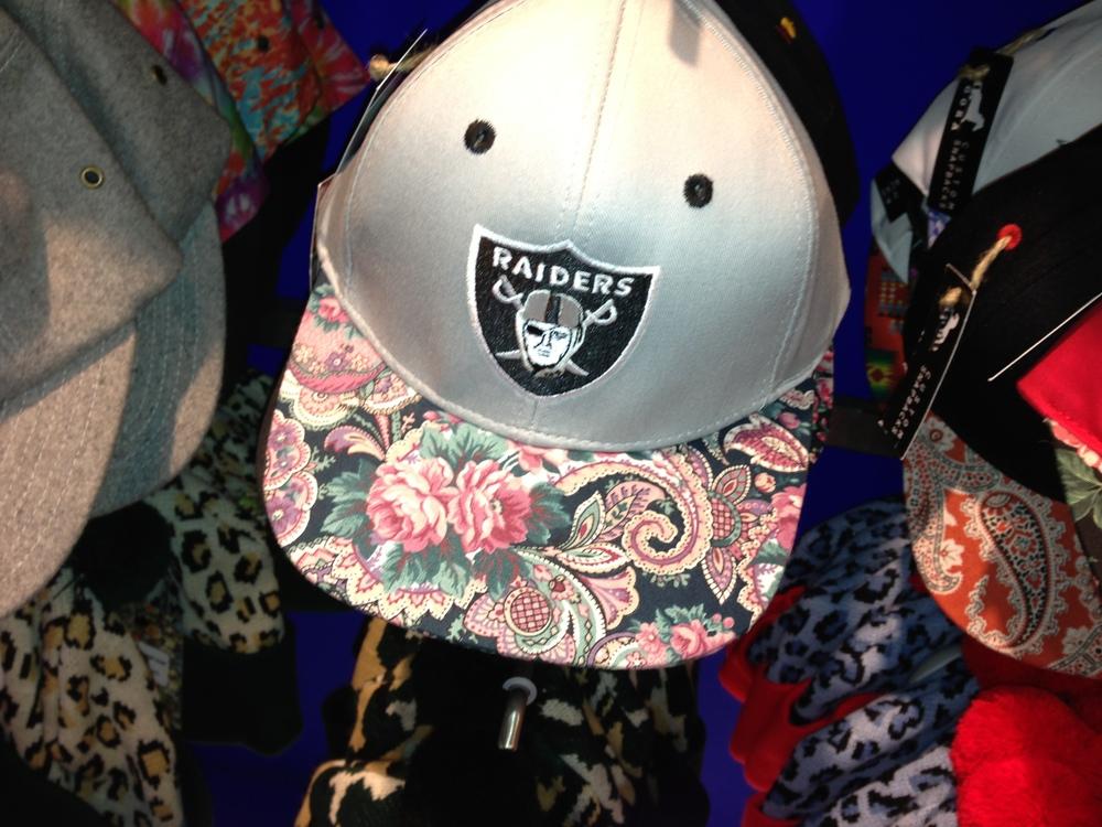 Flower Raiders cap - Topman