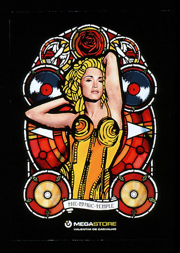 Lowe Lintas & Partners- Madonna