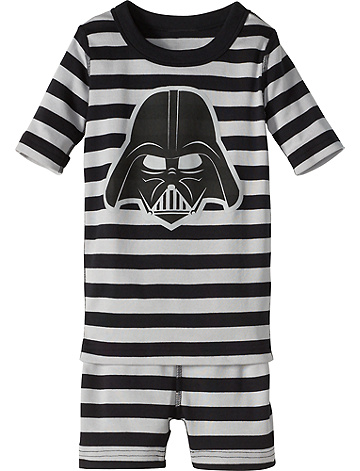 Hannah Anderson Star Wars pj's. Licensing with good design