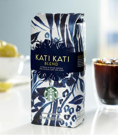 Starbucks Kati Kati blend