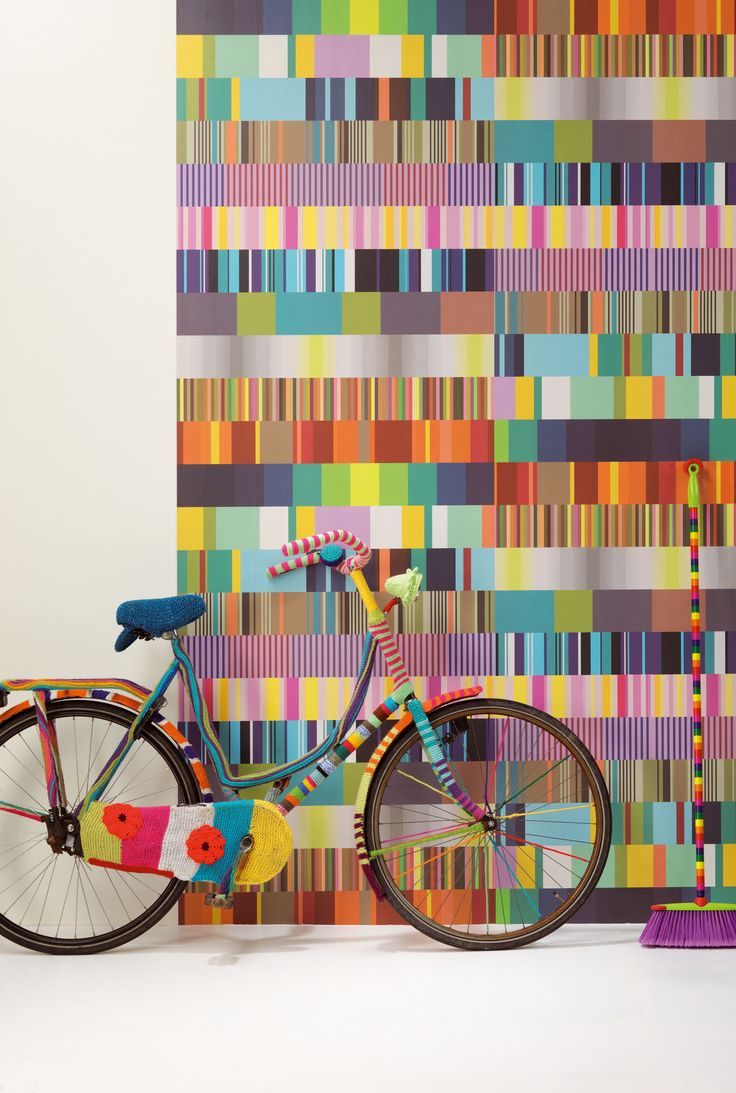 custom wrapped bicycle