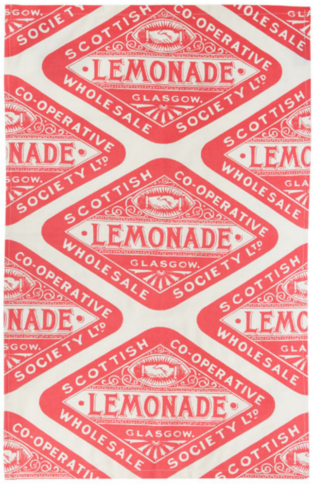 Scotish Co-Operative Wholesale Society tea towel