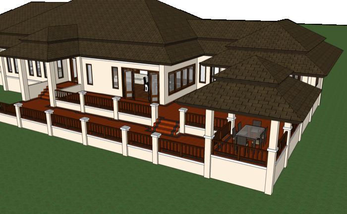 Lao House Designs - Modern Home Design Ideas