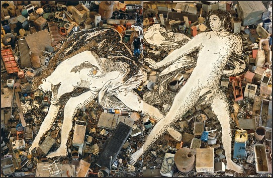 Photo: Vik Muniz