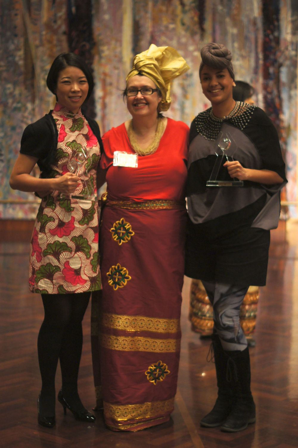 PHOTO: Celebrating Africans in Australia Award night 2014