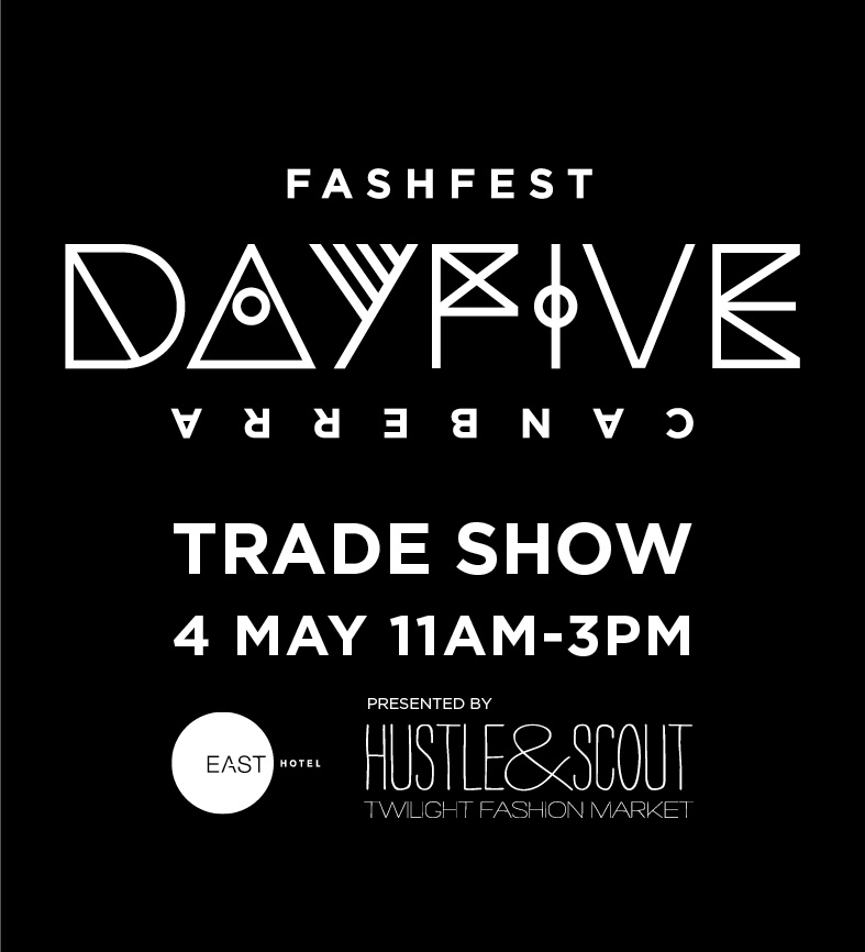 This year FASHFEST will be followed by a trade-show, to be held at  East Hotel , 69 Canberra Avenue, Kingston.  This is an opportunity for buyers/retailers to meet with designers and see up-close the garments they'd seen on the catwalk the night before, and to hopefully order my designs. Everyone knows I love talking so come along and ask me about the pieces you're interested in, I can take you through my FASHFEST 2014 collection and let you know what options are available if you are interested in owning an SZN garment.  While I will have my catwalk garments at the trade-show, our own little pop-up shop  Three Little Birds & Little Boy Blue  will be open everyday 10-6pm during FASHFEST including Sunday where you can purchase garments from my  previous collections.   Also in the pop-up is vintage clothing and furniture from April's Caravan, jewellery by local artist Jodie Cunningham, menswear by Perpetually Five and G.Ginchy's workspace.