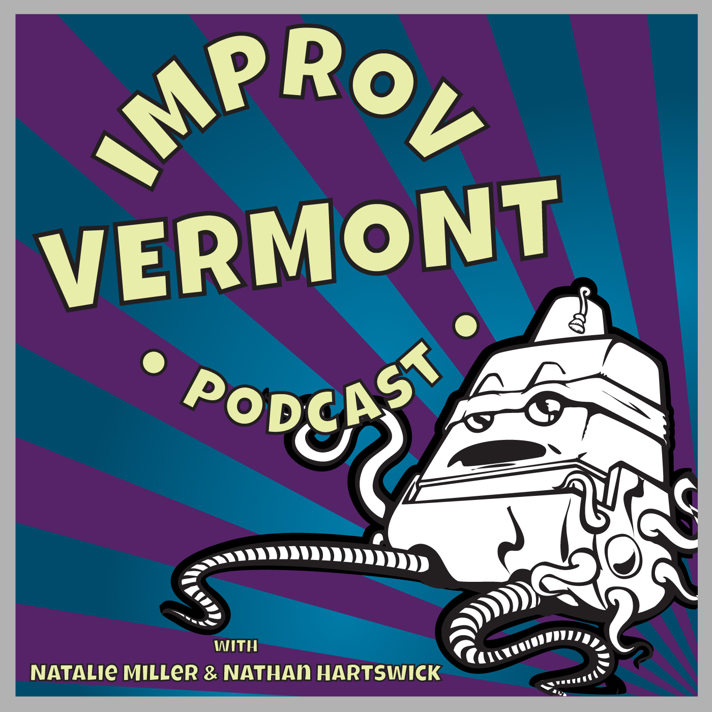 Improv Vermont Podcast - Vermont Comedy Club