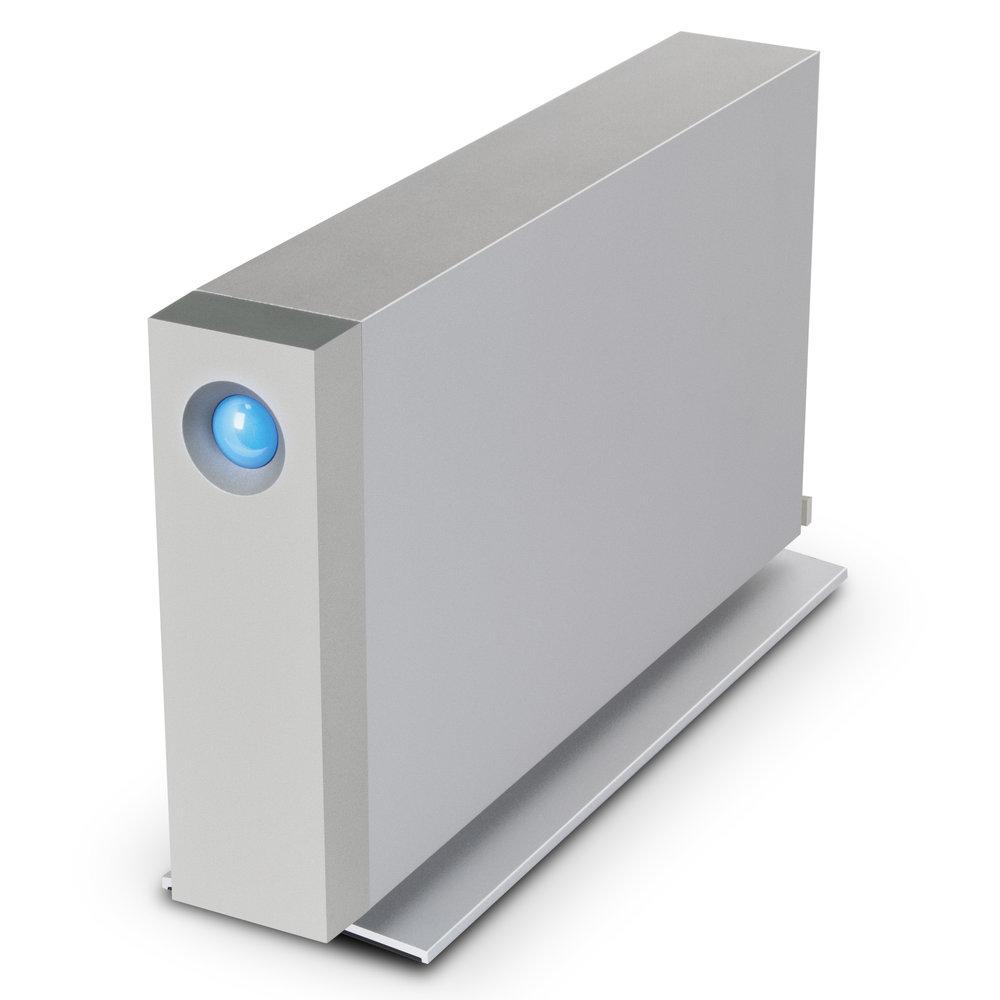 d2 Thunderbolt3 - 6TB 8TB 10TB2x Thunderbolt3 + USB-CThunderbolt3 kabelUSB-C USB3 kabelDownload Data Sheet