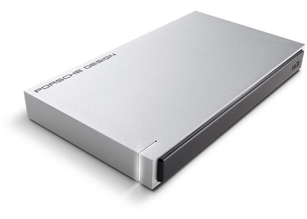 Porsche Design 9223 - 500GB 1TB 2TBUSB3 poortUSB3 kabel
