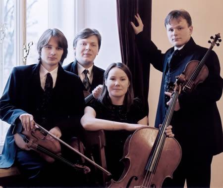 Atrium Quartet, 2008