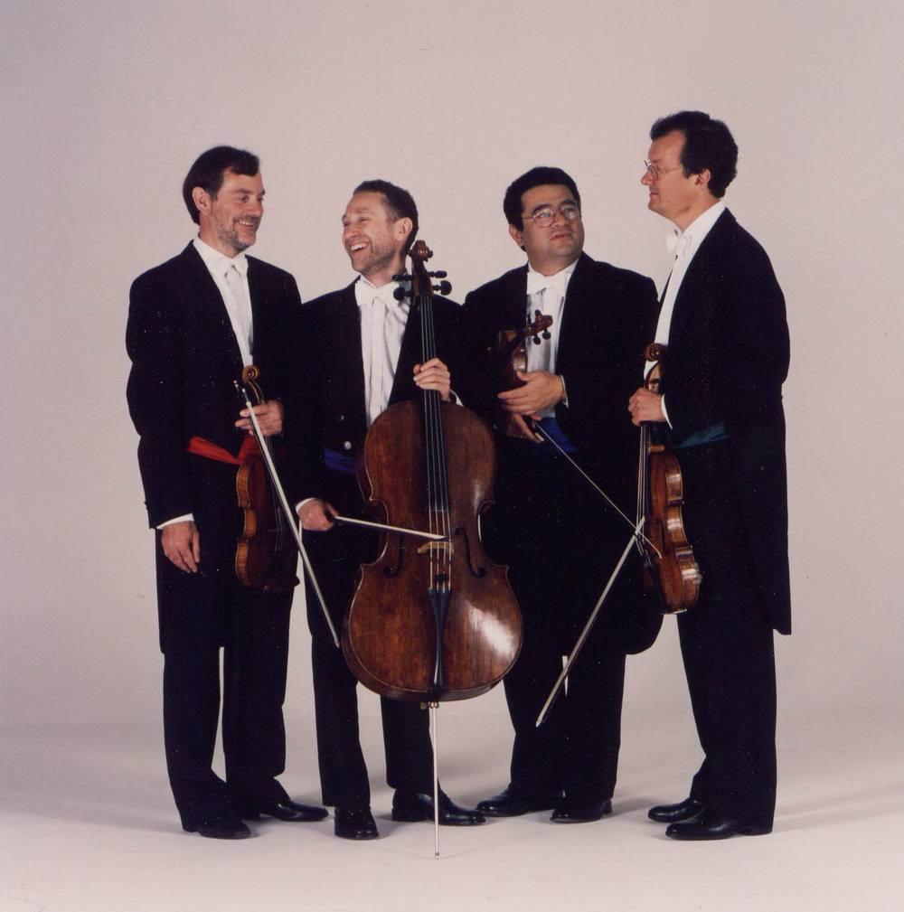 Endellion Quartet, 2007, 2017 cr Richard Holt,