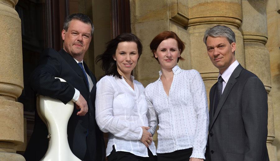 Skampa Quartet, 2012