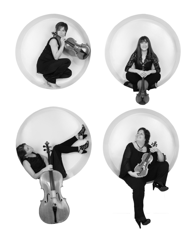 Vertavo Quartet, 2012, 2018