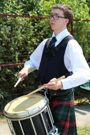 Frank Bowness:  Junior Amateur Hornpipe & Jig, Grade 3 Overall Champion Supreme