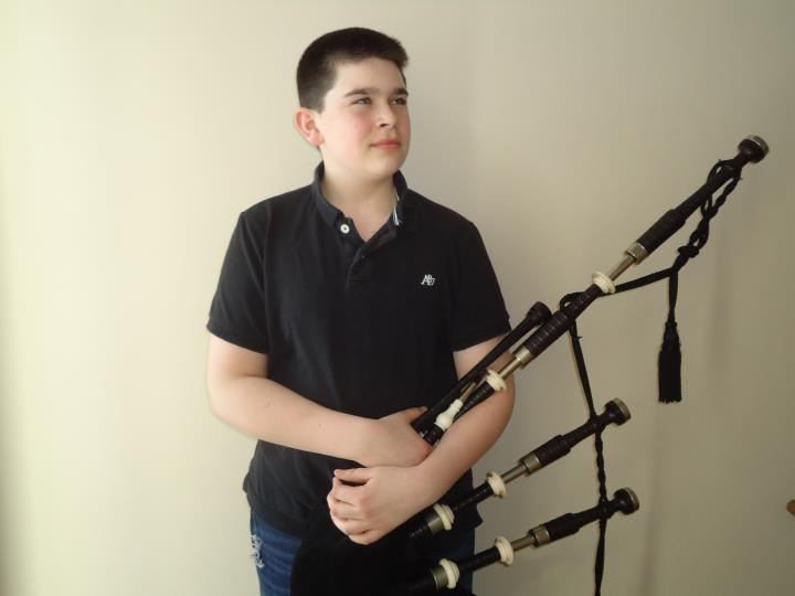 James Dyson:  Senior Amateur Jig and Hornpipe Jig, Grade 2 Piobaireachd, Grade 2 Overall Champion Supreme