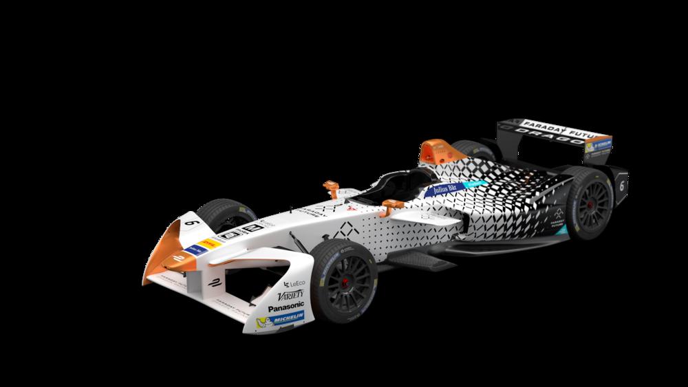 Dragon Racing/Faraday Future