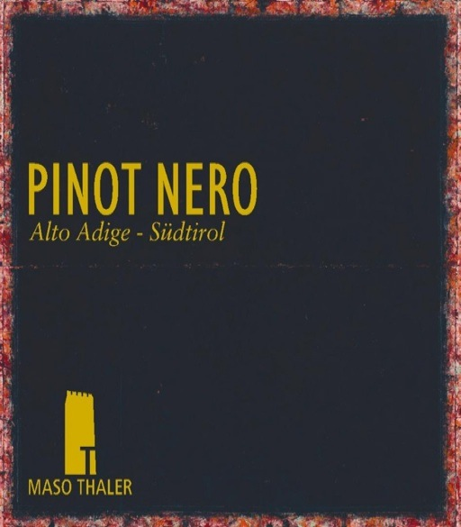 Pinot NeroAlto Adige DOC -