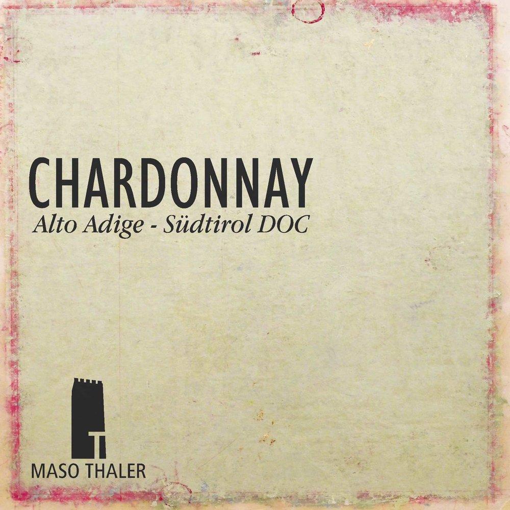 ChardonnaySüdtirol DOC -