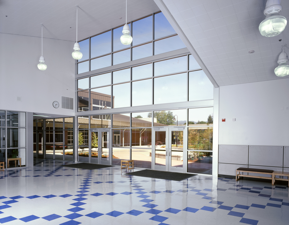 Cal Young Middle School  (click for gallery)