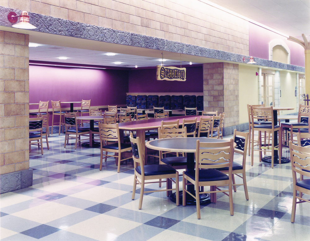 McNary Dining Hall