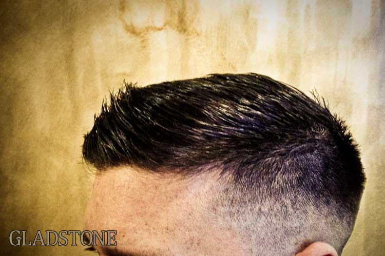 Mens Skin Fade Comb Over \u2014 Gladstone Gentleman\u0027s Grooming
