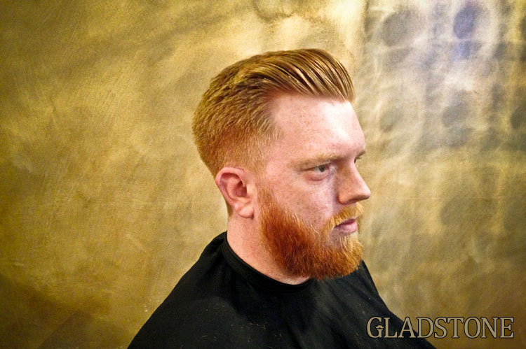 men 39 s hair and beard trimming gladstone gentleman 39 s grooming classic barbers redefined for. Black Bedroom Furniture Sets. Home Design Ideas