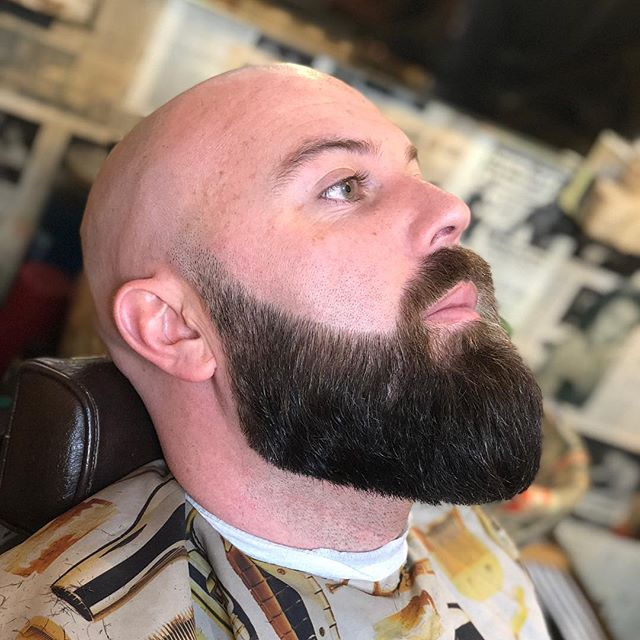 Beard game strong 💪🏼