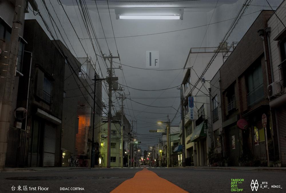 Taitoku 1rst floor