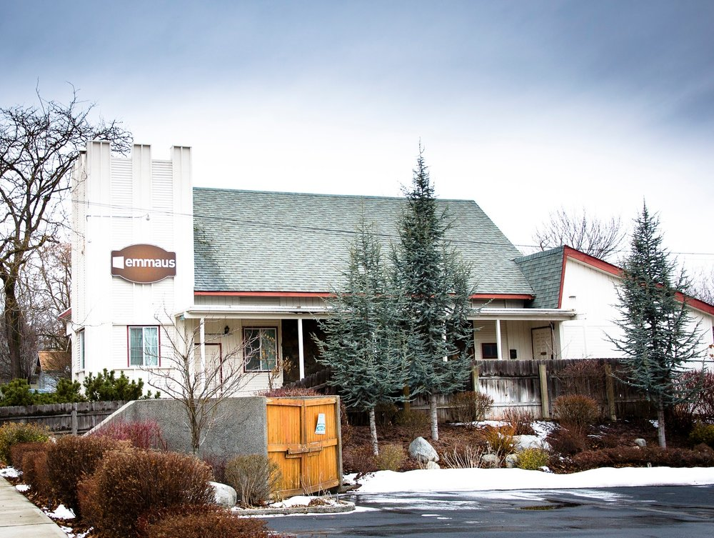 We gather weekly on Sunday mornings at 10am in the South Perry District.  1317 E 12th Ave.  Spokane, WA 99202