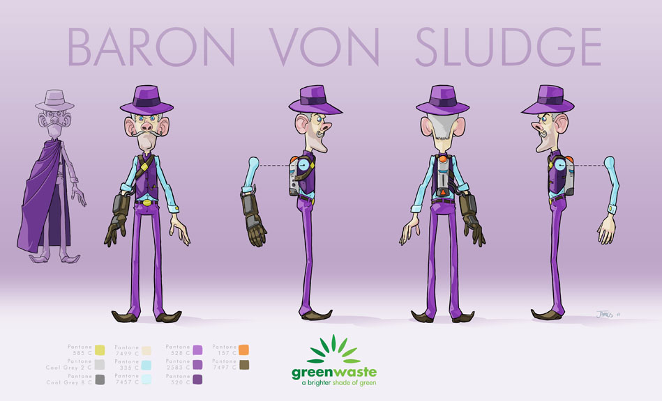 Baron Von Sludge