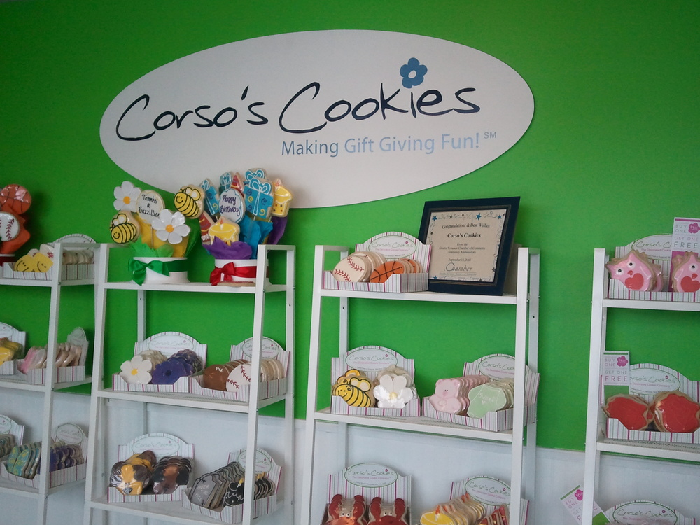 Corso's Cookies of Lakeland, NY