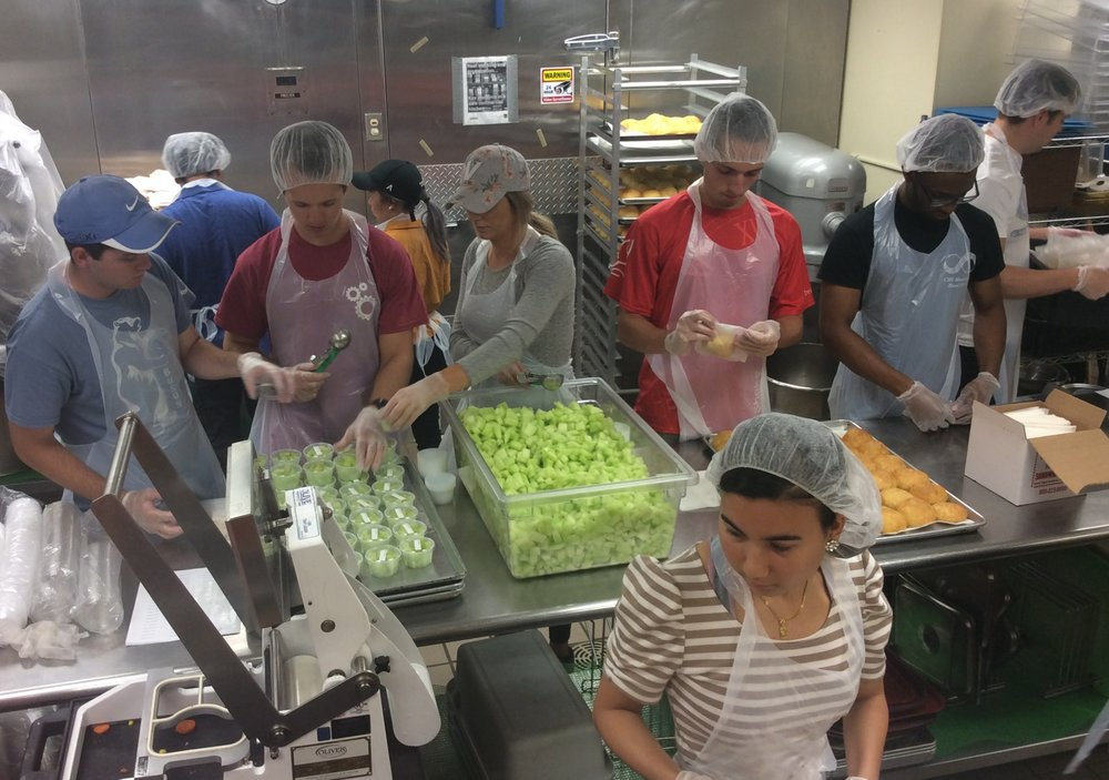 Meals On Wheels Of Syracuse and Carrier Corporation
