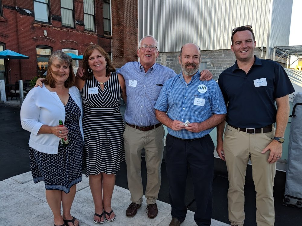 Meals On Wheels Of Syracuse Roof Top Fundraiser