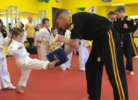 Karate Johns