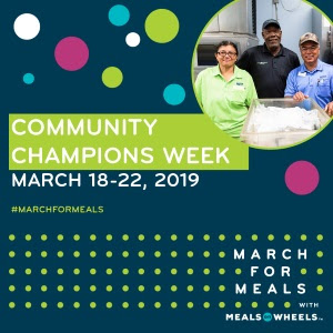 March for Meals 2019