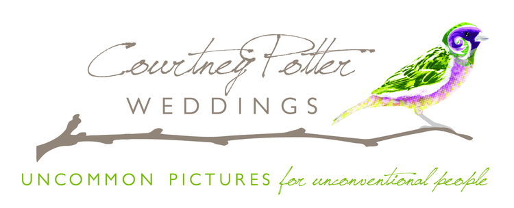 Courtney Potter Weddings | Uncommon Pictures for Unconventional People