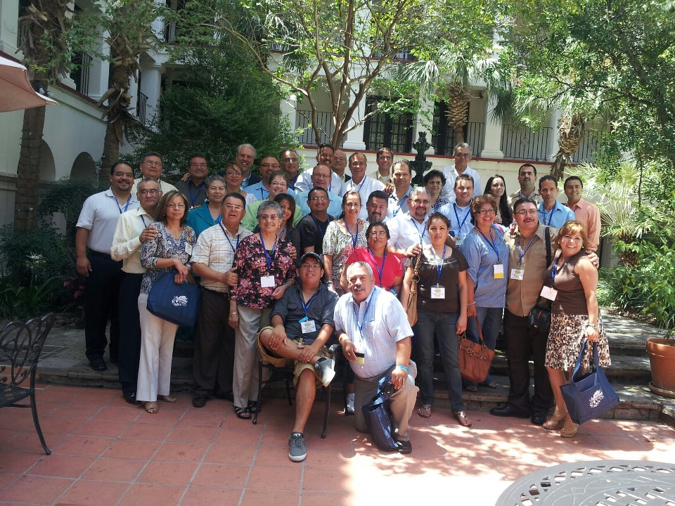 CCSW gathering at Obra Hispana in San Antoniio last summer!