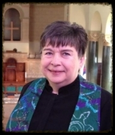 The Rev. Peggy Edge   Area Minister for Coastal Plains Area  pedge@ccsw.org