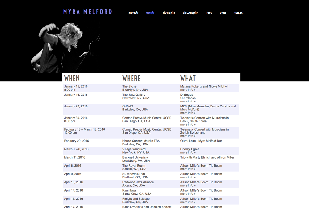Myra Melford Events.png